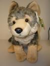 Kuscheltier Wolf klein